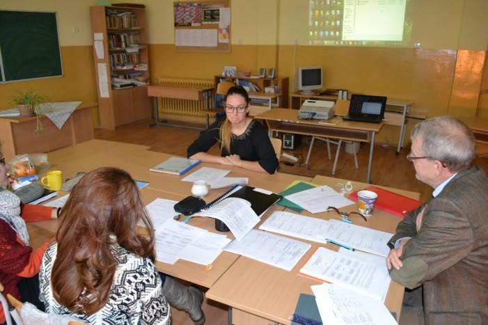 Examen de competență la limba germană la Liceul German