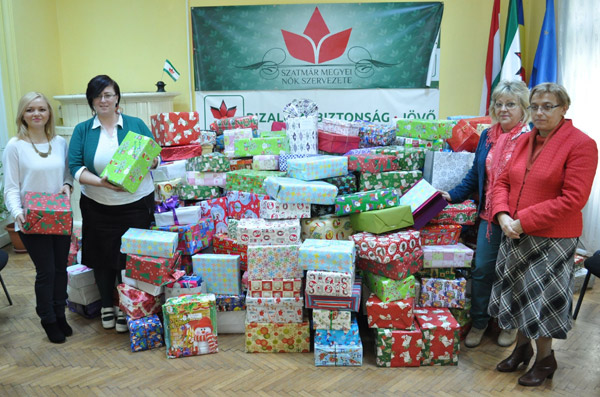 Un Crăciun cu Zâmbet pentru 817 copii