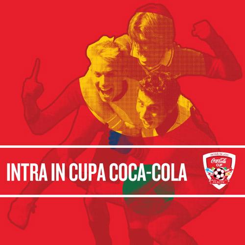 Înscrie-ţi liceul în Cupa Coca-Cola 2014