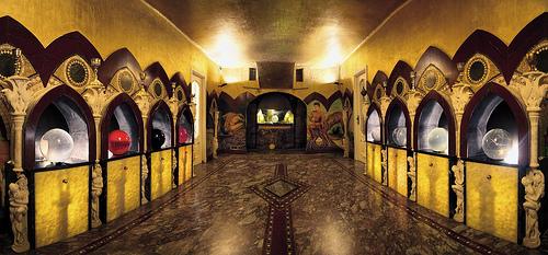 Damanhur – un imens templu subteran, situat în nordul-vestul Italiei