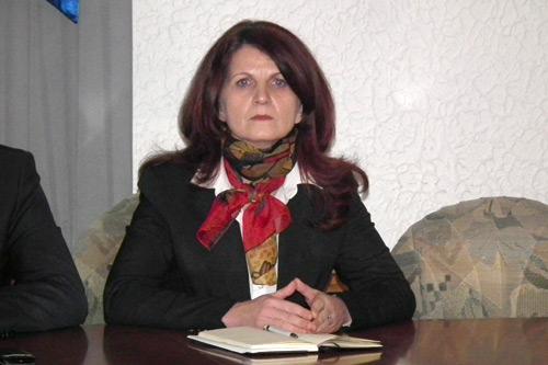 Erika Venemozer este noul manager al Spitalului Judeţean Satu Mare