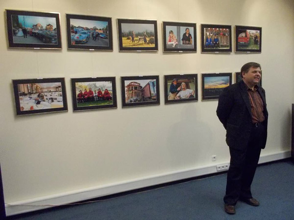Alexandru Feher şi-a expus fotografiile în capitala Cehiei (galerie foto)
