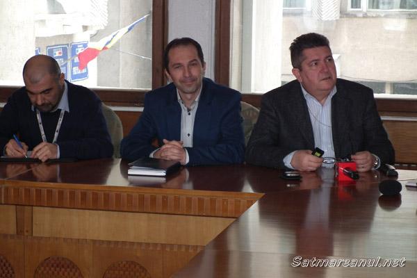Conducerea Aeroportului Satu Mare şi-a prezentat realizările pe 2013