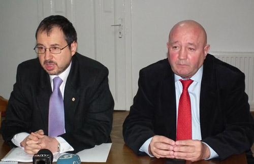 Primarul Dorel Coica solicită preluarea Spitalului Județean de către Consiliul Local Satu Mare