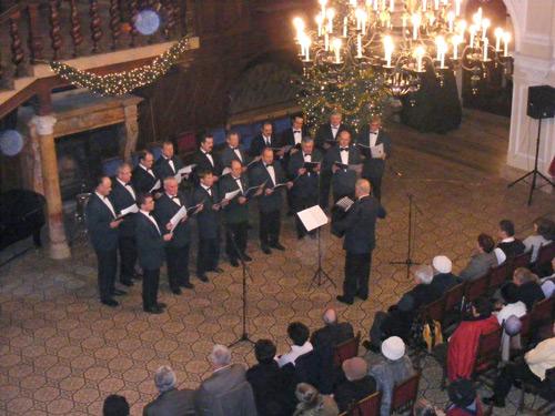 Concert de Anul Nou în Carei