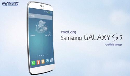 Cum va arăta noul Samsung Galaxy S5 (video)