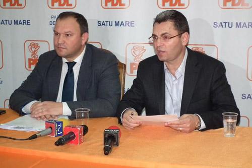 Liderii PDL Satu Mare critică dur declaraţiile făcute de Laura Bota