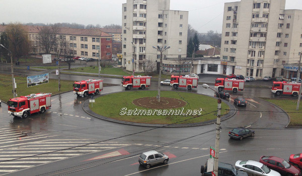 """ISU """"Someş"""" Satu Mare dotată cu şase autospeciale (foto)"""