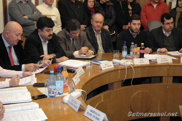 Taxe de trecere pentru camioanele care tranzitează municipiul Satu Mare