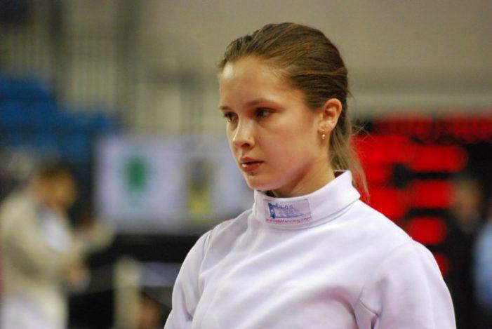 Sătmăreanca Simona Pop a luat aurul la Cupa Mondială de la Doha