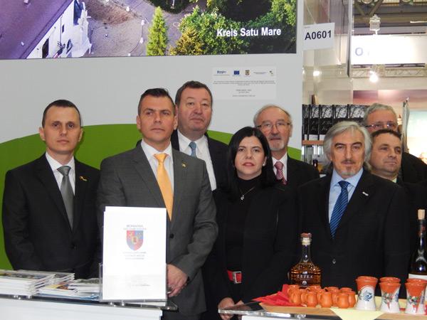 Prima participare a județului Satu Mare la un târg de turism internațional