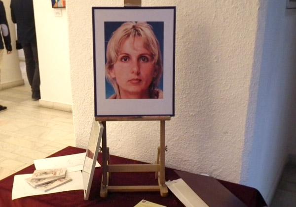 Memorial Iulia Olaru, la Muzeul de Artă Satu Mare