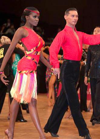 Sătmăreanul Marius Iepure, campionul Bavariei la dans sportiv