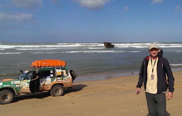 Jurnal de călătorie: În luptă cu dunele de nisip