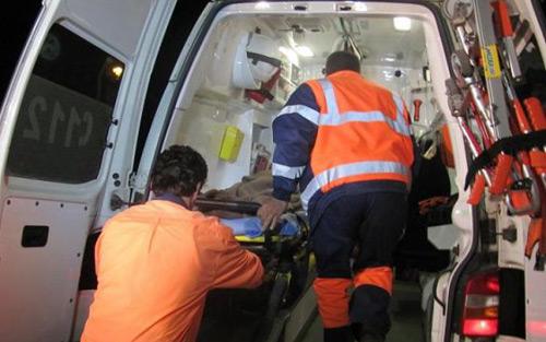 Şofer rănit grav într-un accident de circulaţie