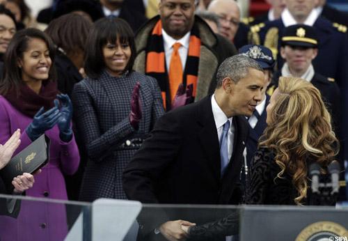 SCANDAL amoros la Casa Alba: Obama a avut o relatie cu Beyonce!