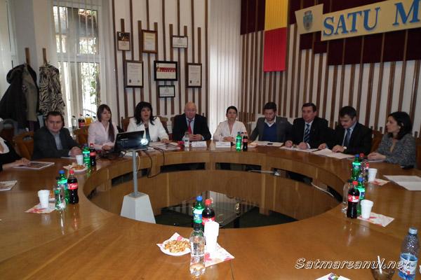 SPAS Satu Mare şi-a prezentat bilanţul pe 2013
