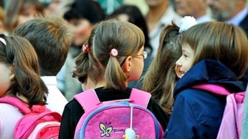 Începe perioada de înscriere a copiilor în învățământul primar