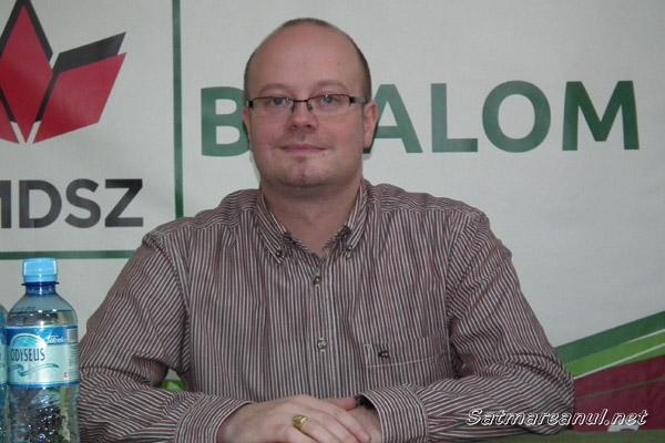 Hakerii au spart emailul deputatului Kereskenyi Gabor
