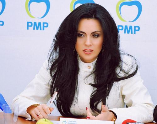 Dr. Laura Bota, dorită pe lista PMP pentru europarlamentare