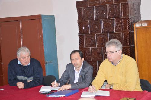 Întâlniri cu cetăţenii din Supur şi Acâş