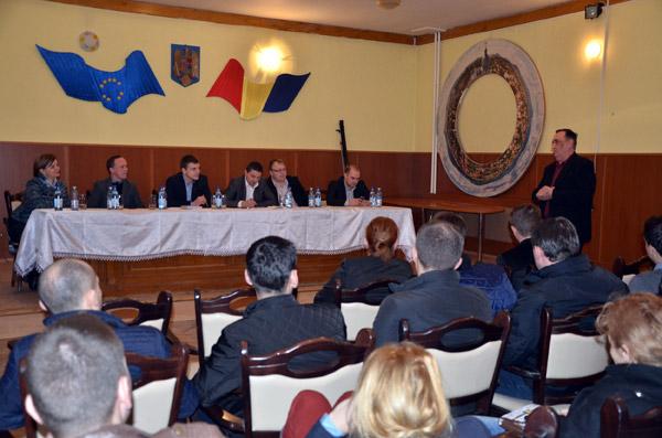 Conferinţe de alegeri la TSD Negreşti-Oaş şi Livada