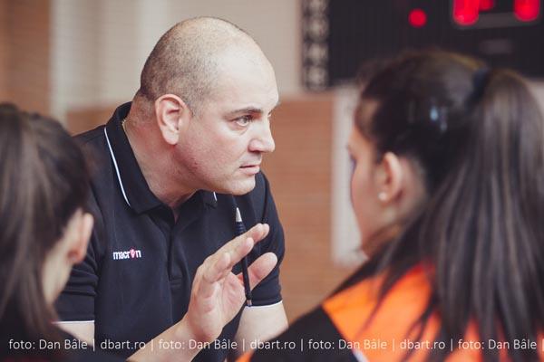 Elevele lui Adrian Pricop s-au calificat în play-off-ul campionatului (galerie foto)