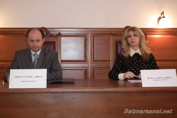 Deficit de judecători la Judecătoria Satu Mare