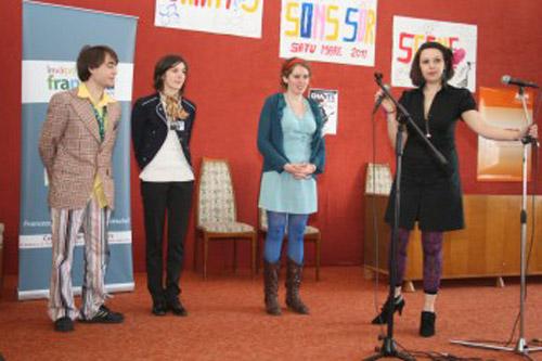 """Festival-concurs de muzică franceză la Filarmonica """"Dinu Lipatti"""""""