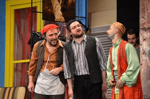 Teatrul Municipal Baia Mare vine cu două spectacole la Satu Mare