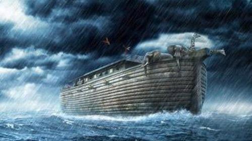 Potopul lui Noe s-a petrecut în Marea Neagră?