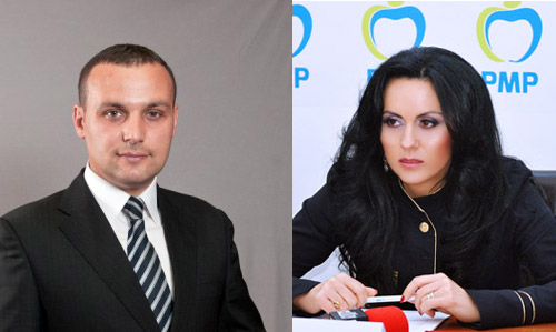 Ciprian Ardelean (PSD) şi Laura Bota (PMP), posibili candidaţi pentru postul de deputat în Colegiul 2