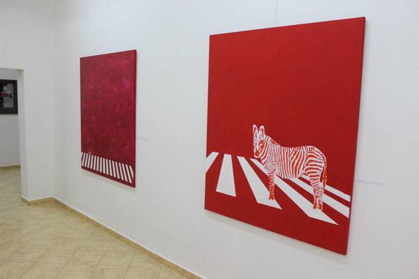 """Expoziţia """"Art Bunavestire"""" şi-a deschis porţile la Negreşti-Oaş"""