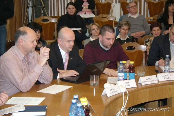 """Gergo Butka: """"municipiul Satu Mare este mai prăfuit decât oricând"""""""