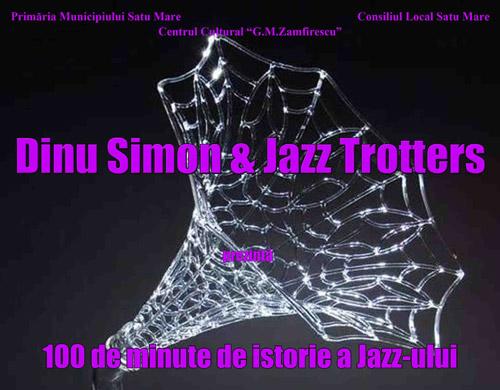 Concert de jazz – Dinu Simon & Jazz Trotters