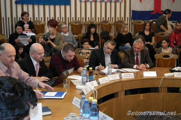 Consilierii municipali au votat diminuarea bugetului Transurban