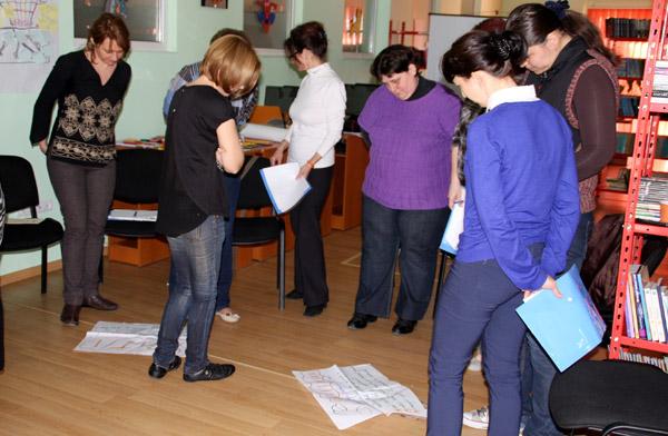 Curs de formare în domeniul educației non-formale, la Negrești-Oaș