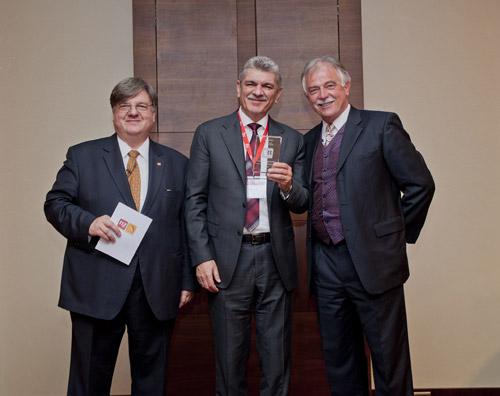 Premiu european primit de STS pentru sistemul 112