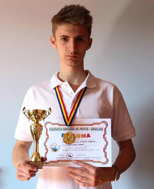Marius Lucuţ a fost selectat în Lotul Naţional de Tineret U23