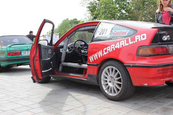 """Vezi câştigătorii etapei a II-a a Campionatului Naţional de """"Rally Sprint"""" 2014"""