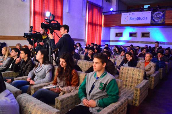 """""""Tineret şi InterculturaliSM"""", conferinţă organizată la Muzeul Judeţean Satu Mare"""