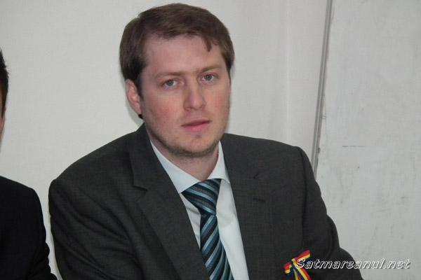 E oficial: Sergiu Băbăşan este candidatul Forţei Civice în Colegiul 2