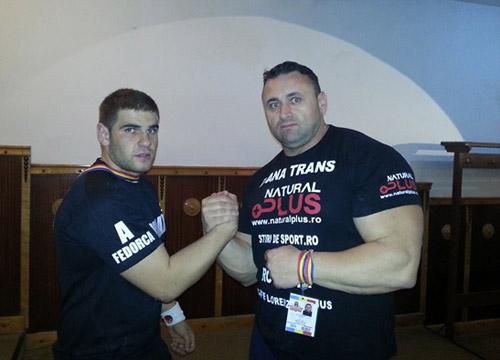 Dumitru Podac va reprezenta România la Campionatele Europene şi Mondiale de skandenberg