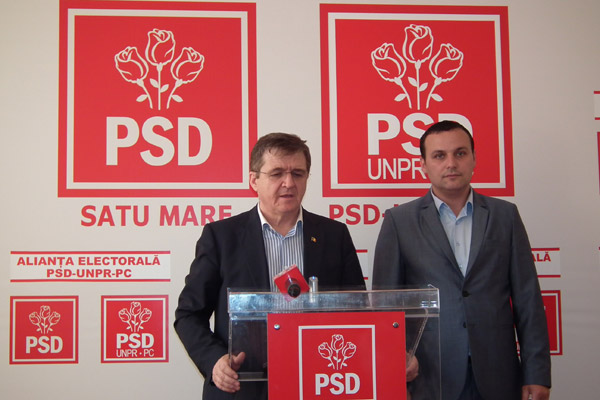 """Mircea Govor: """"Am încrederea că în seara zilei de 25 mai vom sărbători victoria lui Ciprian Ardelean"""""""