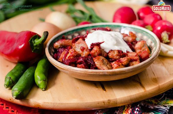 Rețetă veche din Banat: Mâncare de brozbe