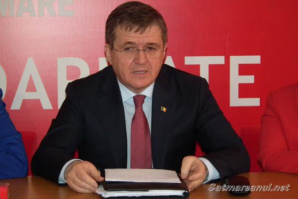 Mircea Govor: Cel care va candida sub acești trei trandafiri  va fi candidatul nostru în Colegiul 2