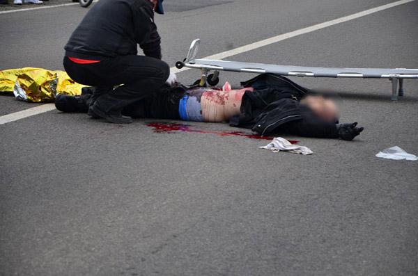 Poliţist mort într-un accident de circulaţie