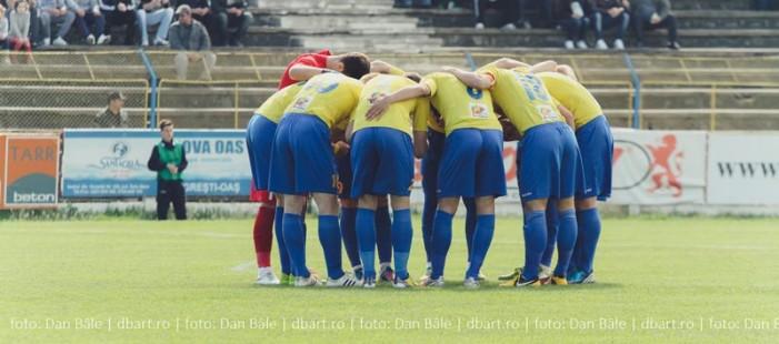 Olimpia Satu Mare rămâne în Liga a II-a