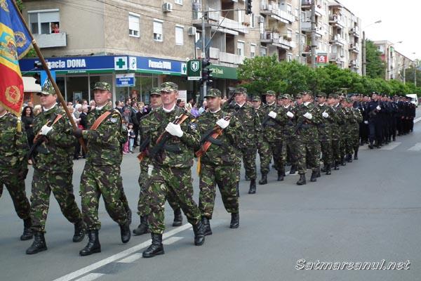 Ziua Europei la Satu Mare (galerie foto)