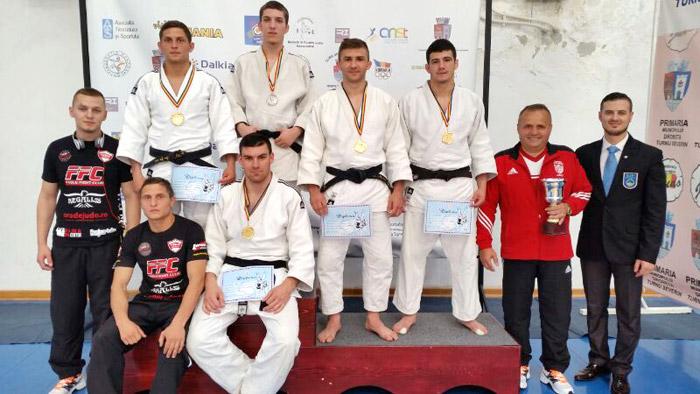 Performanţă istorică pentru judoka de la CSM Satu Mare la Cupa României
